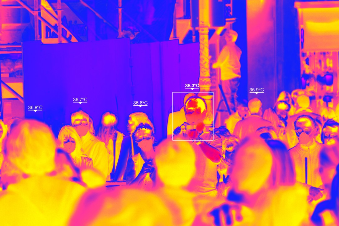 Are thermal imaging cameras a useful prevention against Covid-19?